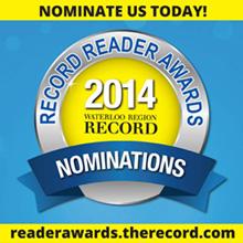 Kitchener Record readers awards