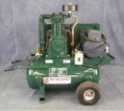 Electric Air Compressor - Heatseal equipment