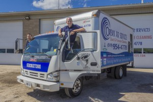 Duct Cleaning in Kitchener Waterloo & Cambridge, Ontario